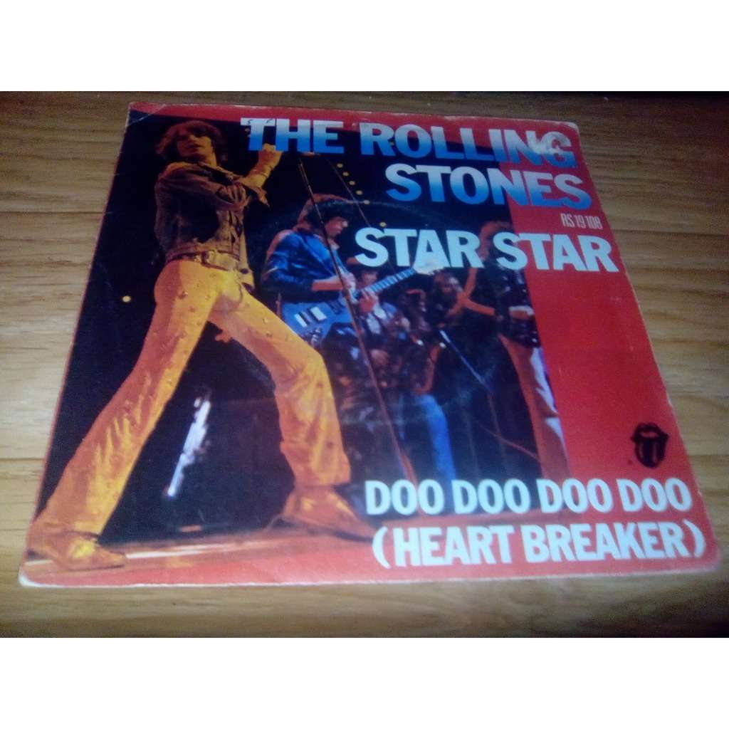the rolling stones star star