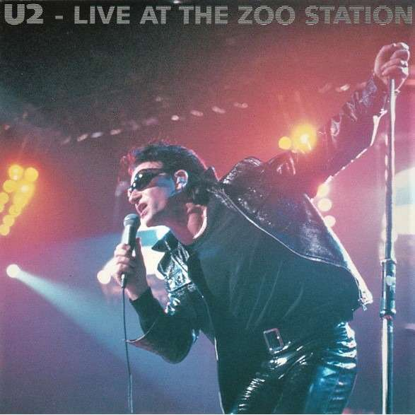 U2 (featuring Lou Reed ) Live At The Zoo Station