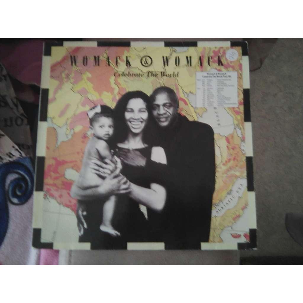 Womack & Womack - Celebrate The World Womack & Womack - Celebrate The World