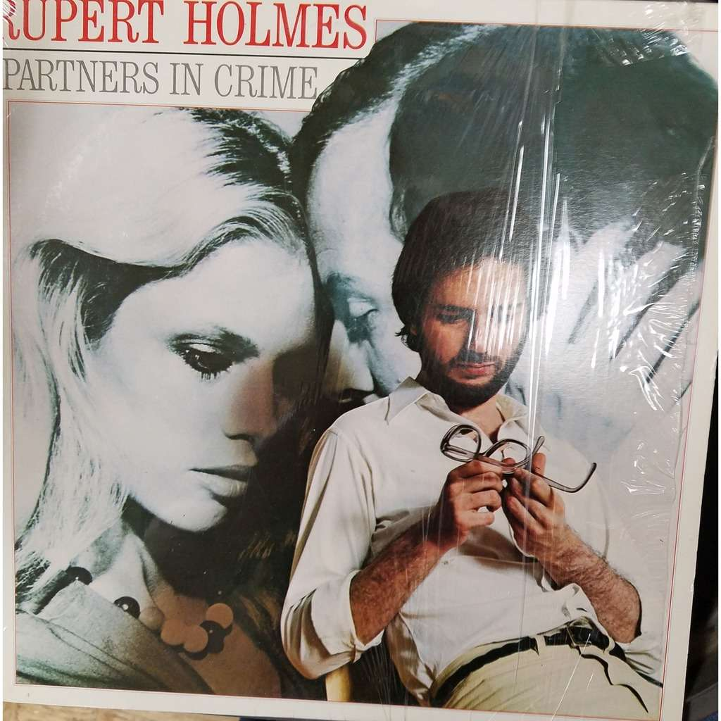 Rupert Holmes ‎ Partners In Crime