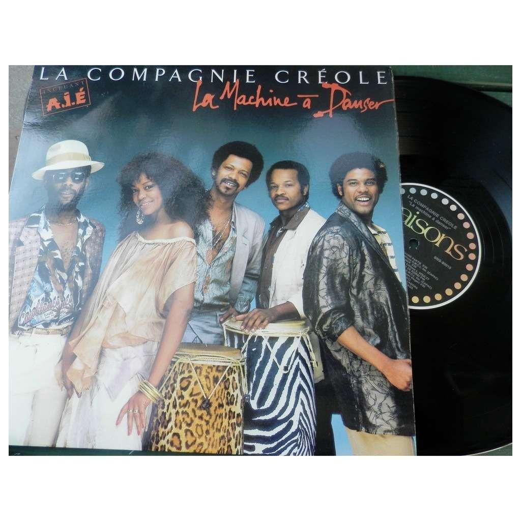 la compagnie creole la machine a danser