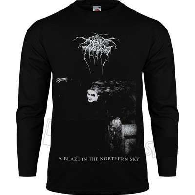 DARKTHRONE A Blaze In The Northern Sky LONGSLEEVE