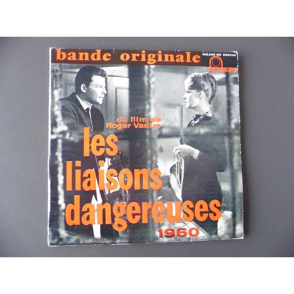 ART BLAKEY'S JAZZ MESSENGERS / BARNEY WILEN BOF LES LIAISONS DANGEREUSES 1960