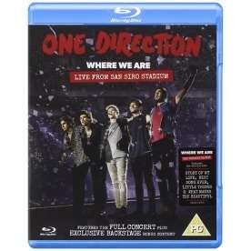 One Direction Where we are- Live from San Siro Stadium