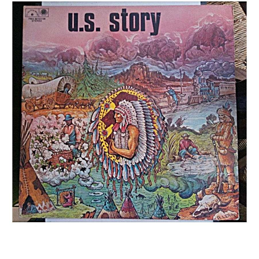 Pete Seeger, Woody Guthrie, Cisco Houston... US Story