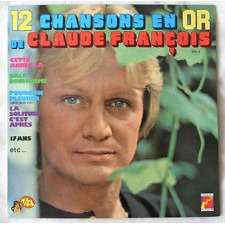 claude françois 12 chansons en or