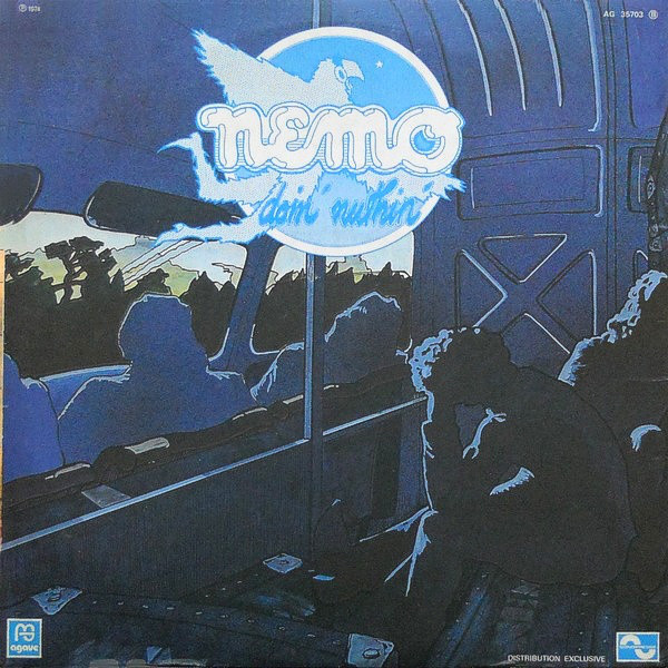 NEMO Doin' Nuthin (original French press - 1974 - Gatefold sleeve - Perfect conditions)