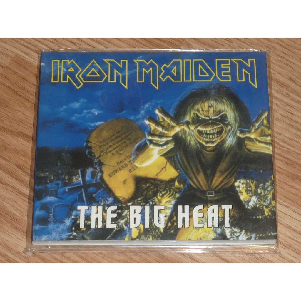iron maiden The Big Heat cd
