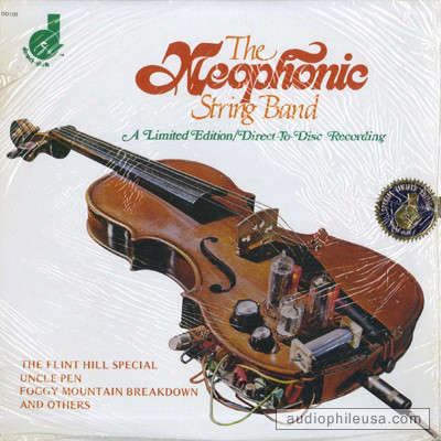 Neophonic String Band - The Neophonic Stringband ( Neophonic String Band - The Neophonic Stringband (Vinyl)