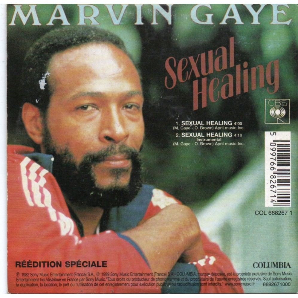 Marvin gaye sexual healing extended version