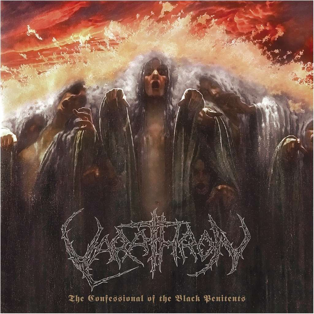 VARATHRON The Confessional Of The Black Penitents