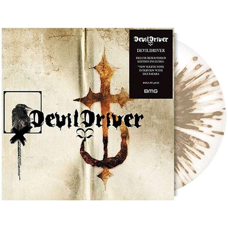 DevilDriver DevilDriver (lp) Ltd Edit Coloured Vinyl -E.U