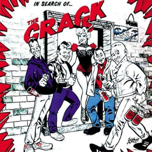 The Crack In Search Of The Crack (lp)