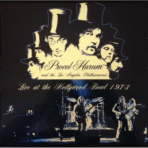 Procol Harum And The Los Angeles Philharmonic Live At The Hollywood Bowl 1973 (lp)