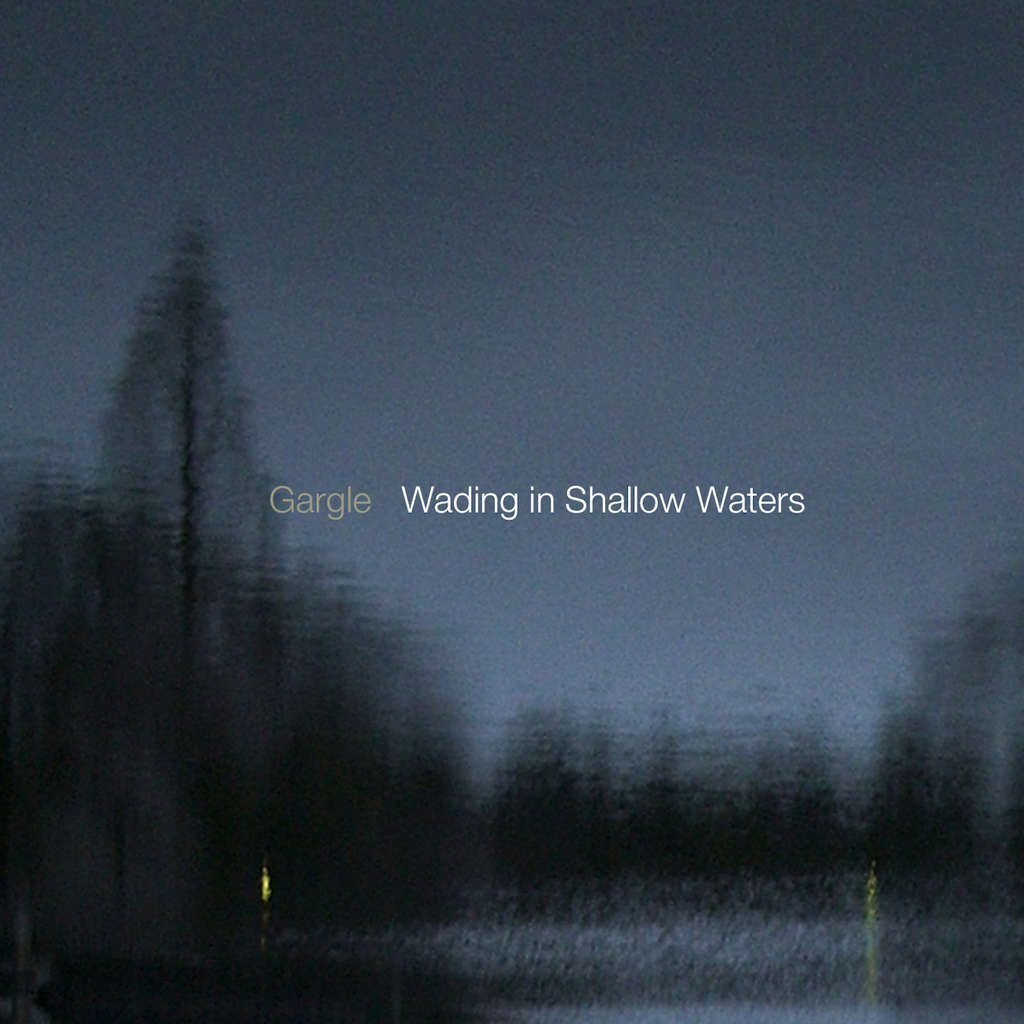 Fluttery Records : Gargle Wading in Shallow Waters - CD