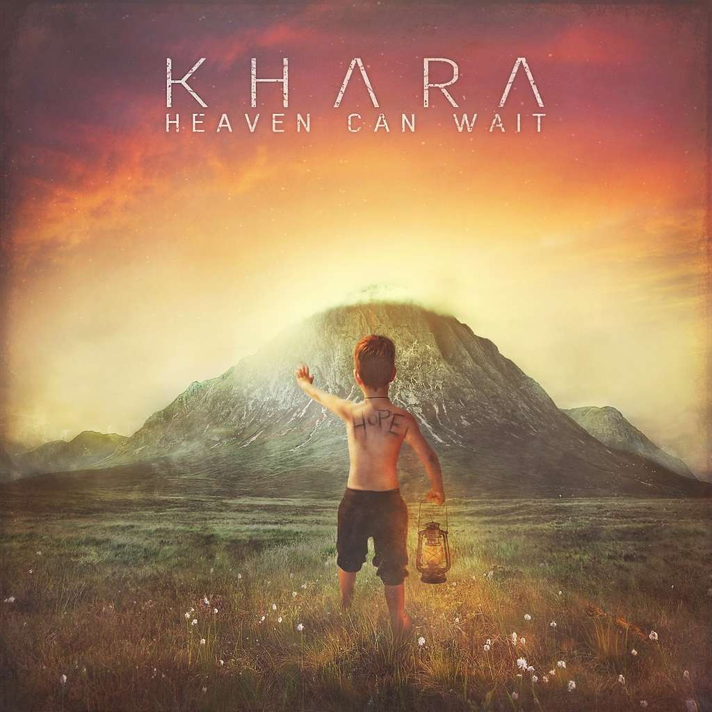 Fluttery Records : Khara Heaven Can Wait - CD