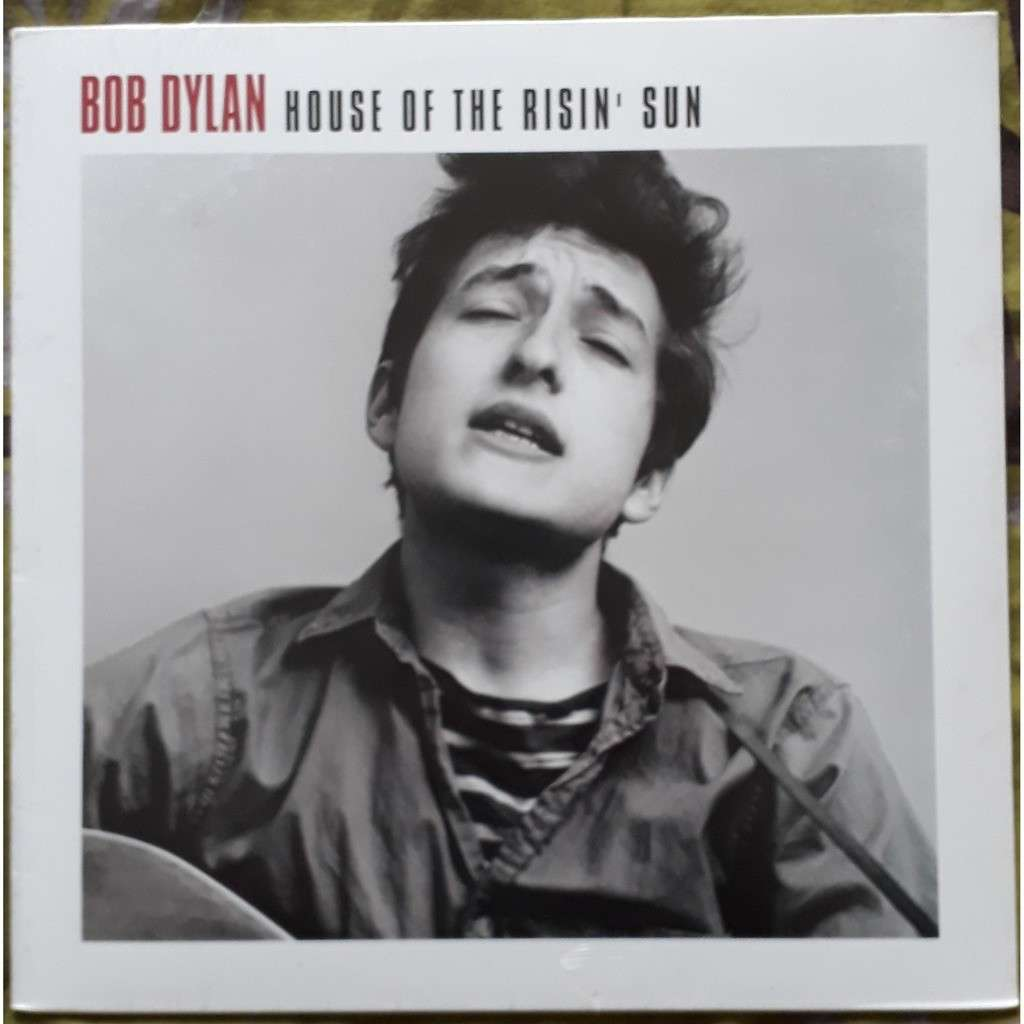 bob dylan house of the risin'sun