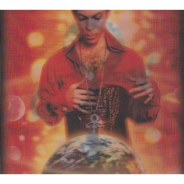Prince Planet Earth (Picture Disc - Lenticular cover Digipack Limited Edition)