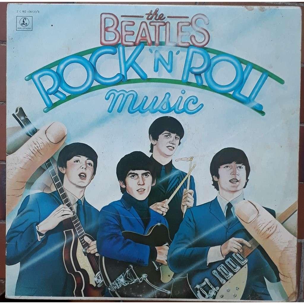 the beatles rock'n roll music