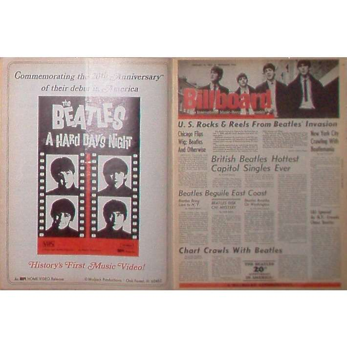 Beatles Billboard (11 02 1984) (USa 1984 music magazine!!)