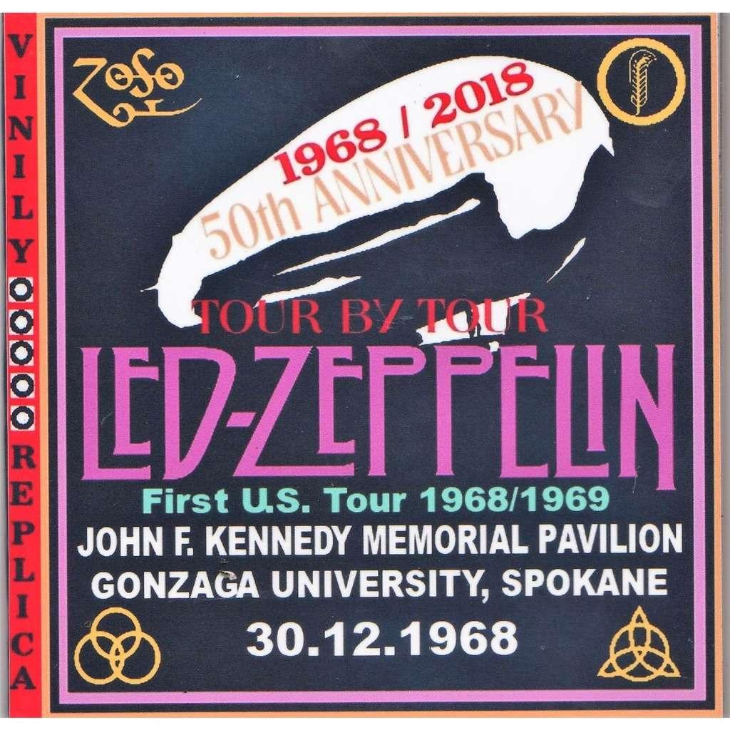 Led Zeppelin Live at 'Gonzaga University' (Spokane US 30.12.1968)