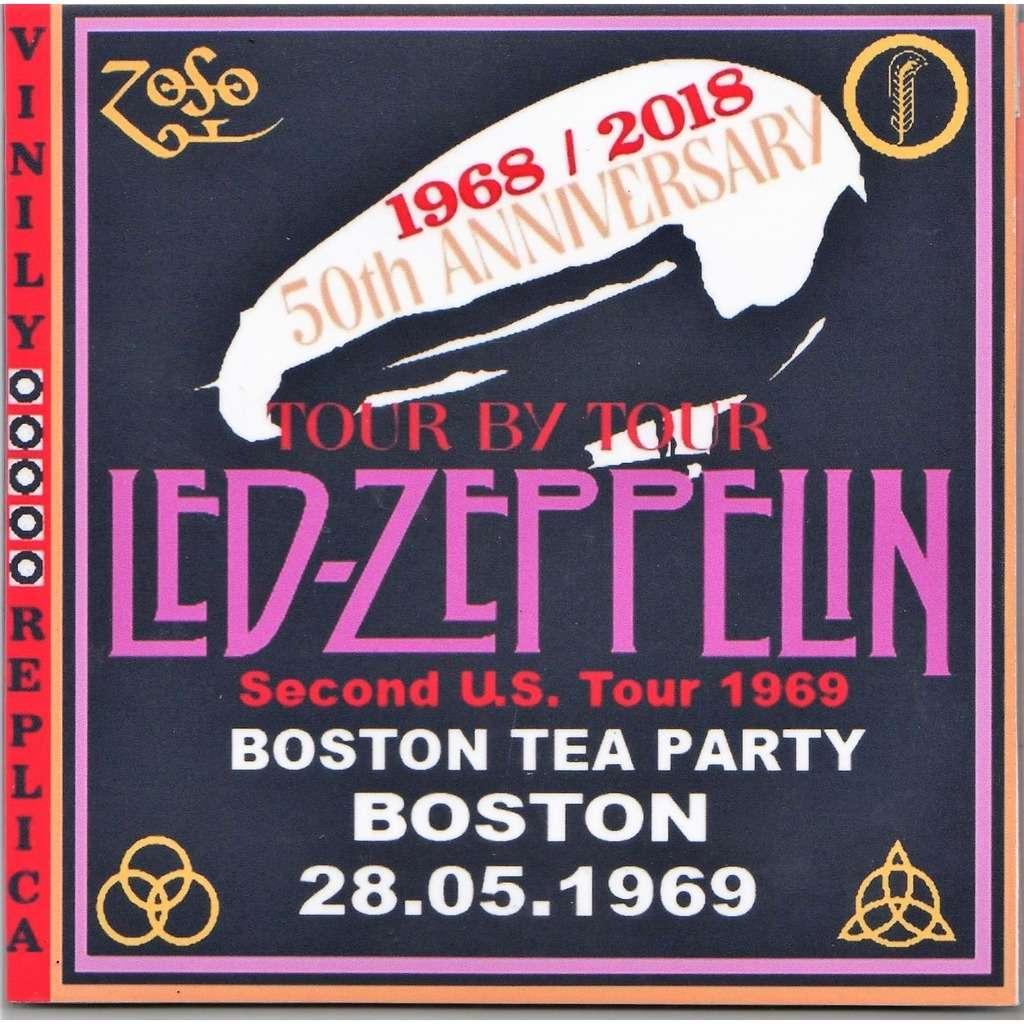 Led Zeppelin Live at 'Boston Tea Party' (Boston US 28.05.1969)