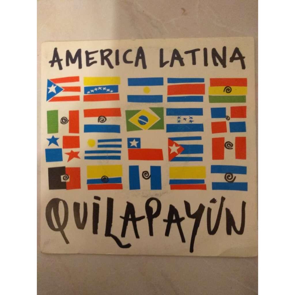 quilapayun america latina