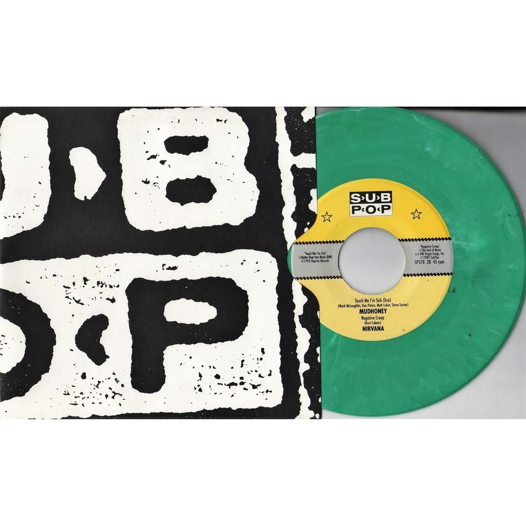 Nirvana Hype! 'Box Set' (USA 1993 Ltd 2000 copies V/A 4x 7Singles Coloured vinyls box set & poster)
