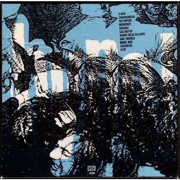 mudhoney Hype! 'Box Set' (USA 1993 Ltd 2000 copies V/A 4x 7Singles Coloured vinyls box set & poster)