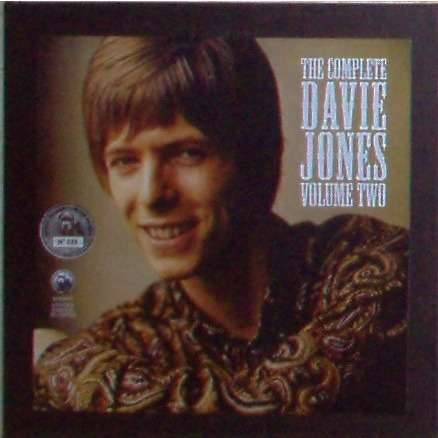 David Bowie The Complete Davie Jones Volume Two (Euro 2018 Ltd 30 No'd copies 3x LPs & 7single box set!)
