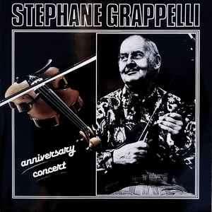 Grappelli Stephane Anniversary concert ( Enregistré Salle pleyel Le 29/03/83 )
