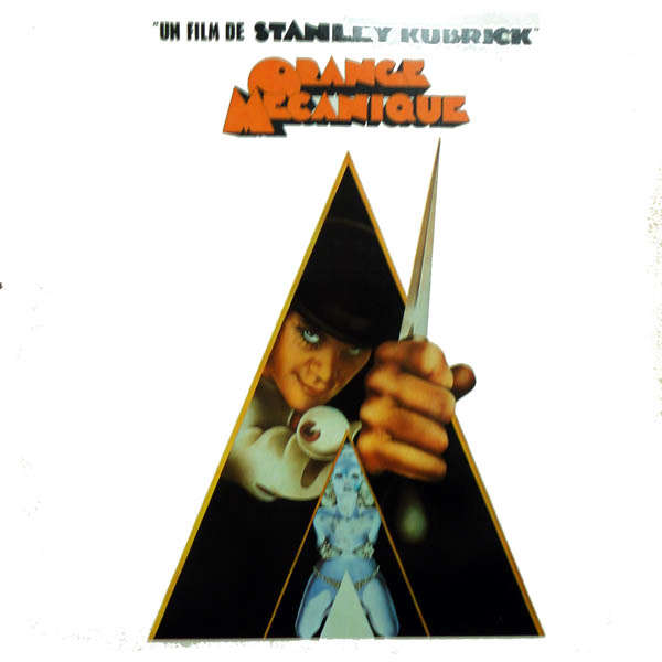 stanley kubrick B.O du film Orange mécanique