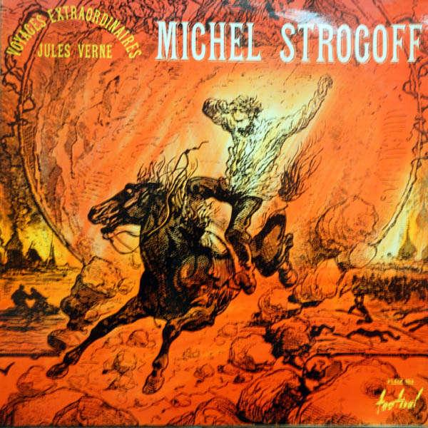 Jules Verne Michel Strogoff