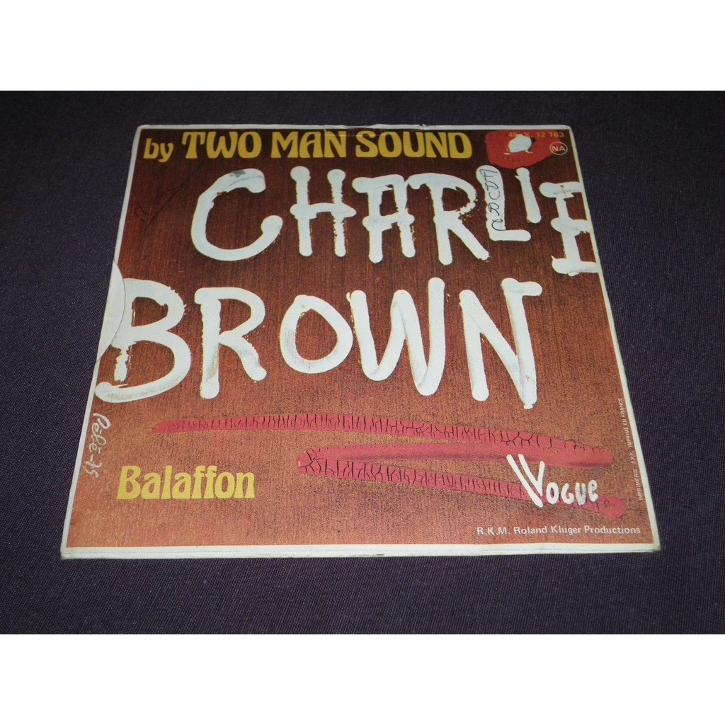 Two man sound Charlie Brown/Ballaffon