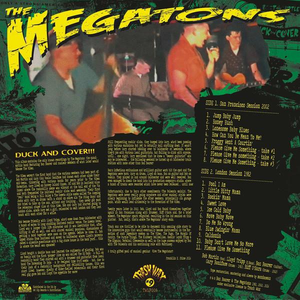 The Megatons Meltdown (lp)