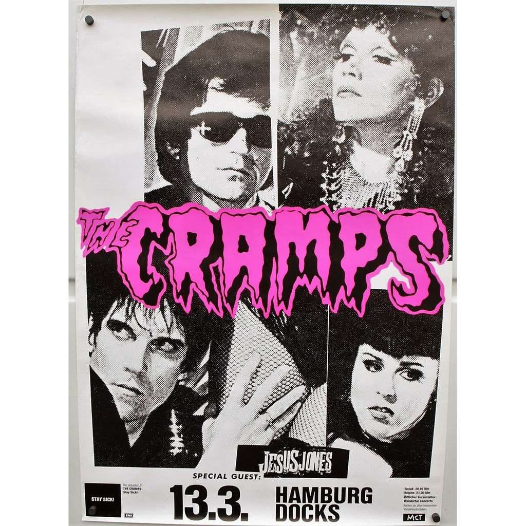 Cramps Deutsch