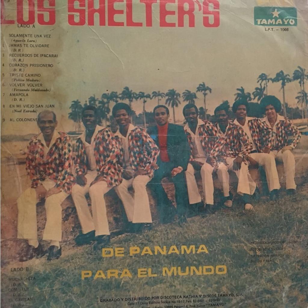 Los Shelter's De Panama para el mundo