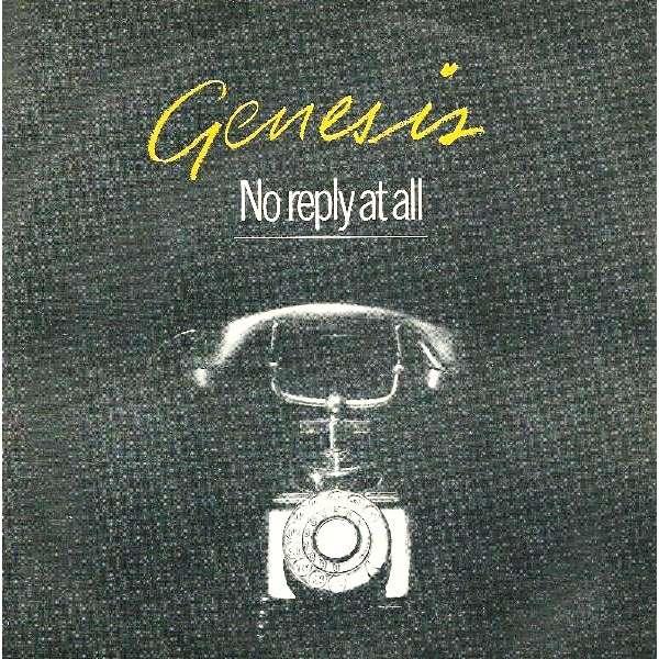 GENESIS NO REPLY AT ALL