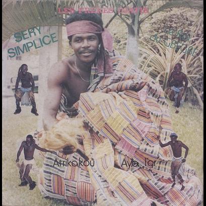 Séry Simplice & Les Frères Djatis le roi du gbegbé