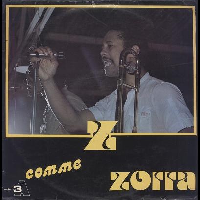 Christian Zora z comme zorra