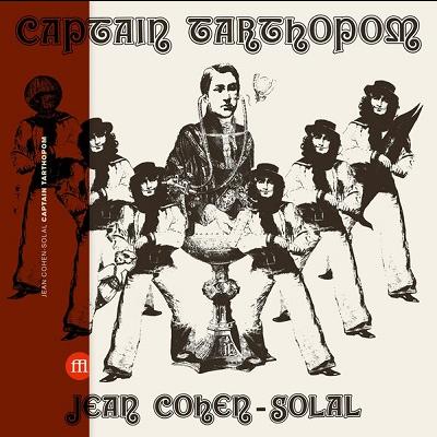 Jean Cohen-Solal Captain Tarthopom