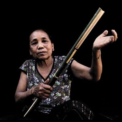 Music Of Northern Laos (various) Luang Naltha & Phongsaly provinces