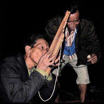 Music of Southern Laos (various) Champasak, Attapeu, Sekong & Saravan provinces