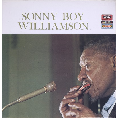 Sonny Boy Williamson & Memphis Slim Anthologie du blues vol.6