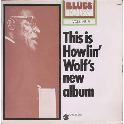Howlin' Wolf This Is Howlin' Wolf's New Album