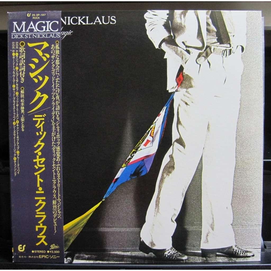 Dick St. Nicklaus Magic