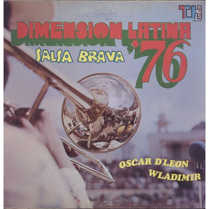 La Dimension Latina 76 Salsa brava