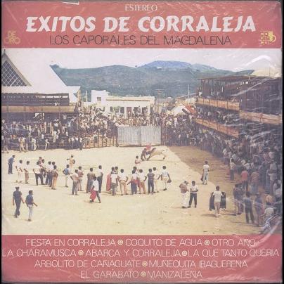 Los Caporales Del Magdalena Exitos de corraleja