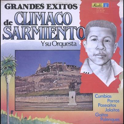Climaco Sarmiento Grandes Exitos