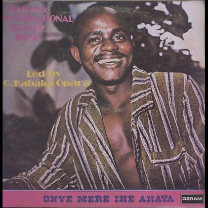 Kabaka international guitar band Onye mere ihe akaya